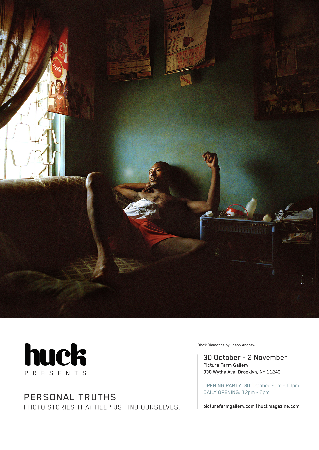 Huck_PersonalTruths_NY_PostCard