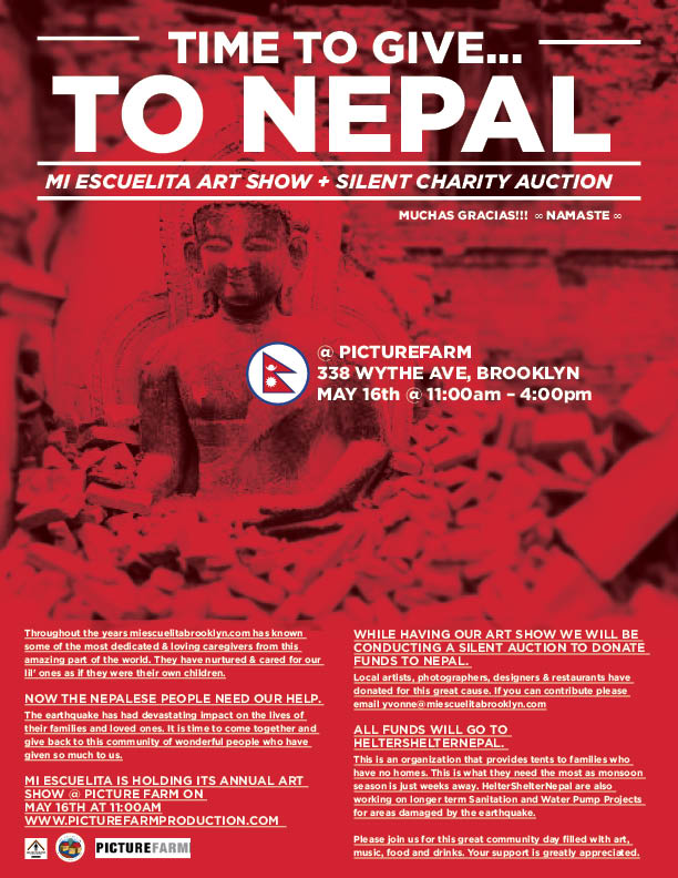 give to nepal