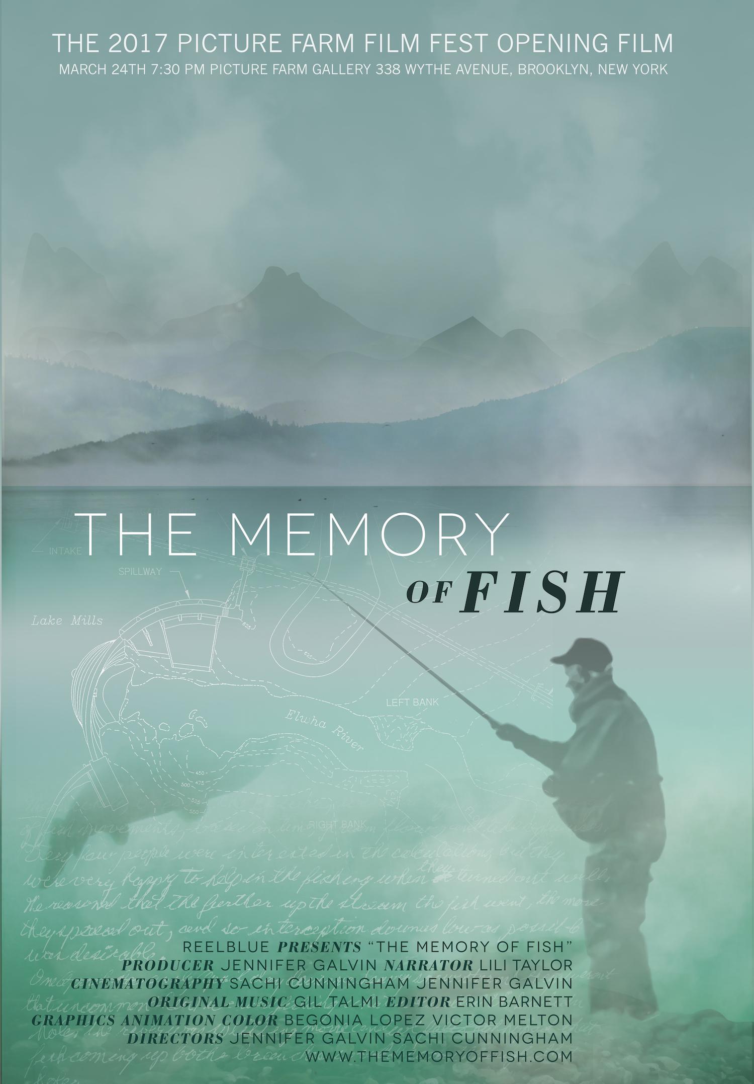 Memory of Fish PF Film Fest